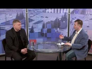 Embedded thumbnail for Гость - руководитель Нижнетагильского фонда поддержки предпринимательства Сергей Найденов