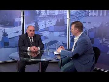 Embedded thumbnail for Гость - зам.главы администрации города по социальной политике Валерий Суров