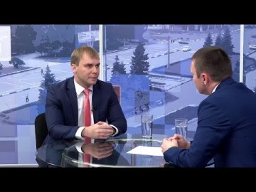 "Embedded thumbnail for Гость - Дмитрий Шамин, директор МУ ""Служба заказчика городского хозяйства"""