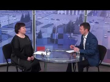 Embedded thumbnail for Гость - главврач противотуберкулезного диспансера №3 Юлия Николаева