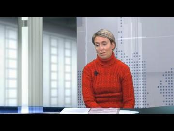 Embedded thumbnail for Александра Станевко, заведующая терапевтическим отделением городской поликлиники №4