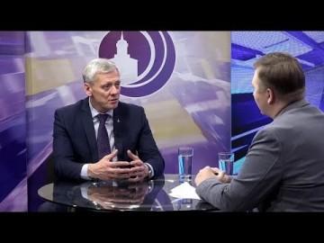 Embedded thumbnail for Гость - Геннадий Мальцев, глава администрации Ленинского района