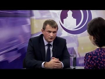 Embedded thumbnail for Гость - Александр Ревенко, глава администрации Дзержинского района