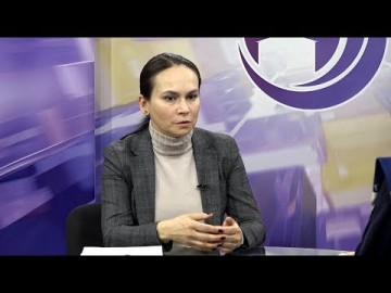 Embedded thumbnail for Гость - Виктория Казакова, министр инвестиций и развития Свердловской области