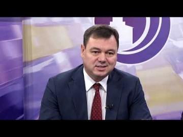 Embedded thumbnail for Гость - Дмитрий Язовских, начальник управления по развитию физкультуры, спорта и молодежной политики