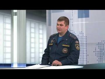 Embedded thumbnail for Даниил Афанасьев, зам. главного гос. инспектора Нижнего Тагила и ГГО по пожарному надзору