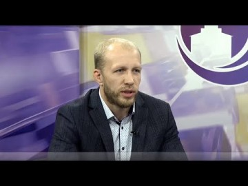 Embedded thumbnail for Гость - Павел Балин, и.о. директора МБУ ЦРТ НТ