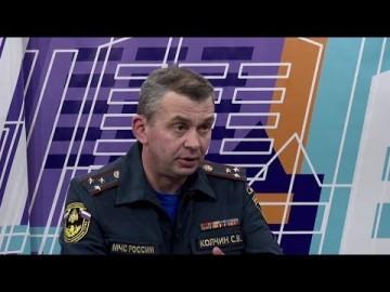 Embedded thumbnail for Сергей Колчин, начальник Нижнетагильского пожарно-спасательного гарнизона