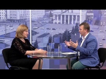 Embedded thumbnail for Гость - Татьяна Ткачева, директор Нижнетагильского театра кукол