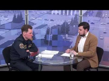 Embedded thumbnail for Гость - старший инспектор ГИМС Сергей Богдашин