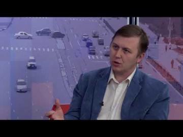 """Embedded thumbnail for Гость - кандидат политических наук, сотрудник УИПК """"21 век"""" Алексей Скорняков"""