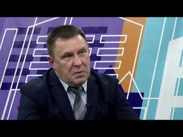 Embedded thumbnail for Андрей Лебедев, и.о. начальника управления городским хозяйством администрации города