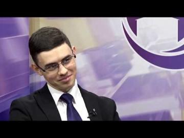 Embedded thumbnail for Гость - Евгений Кожухов, председатель молодежного правительства Свердловской области