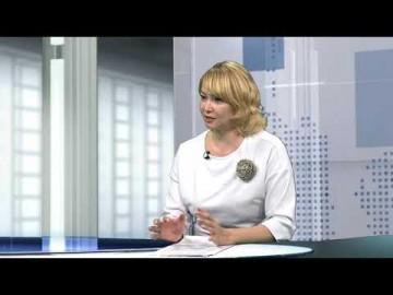 Embedded thumbnail for Светлана Юрчишина, начальник управления культуры Администрации города