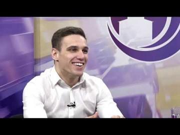 Embedded thumbnail for Гость - боксер профессионал, чемпион России, Никита Кузнецов