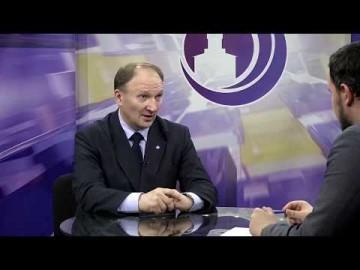 Embedded thumbnail for Гость - Андрей Мишин, начальник отдела гражданской защиты населения администрации города