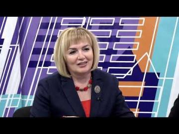 Embedded thumbnail for Людмила Абдулкадырова, начальник управления промышленной политики и развития предпринимательства администрации города