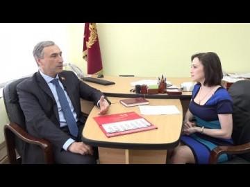 Embedded thumbnail for Депутатский приём. Нижнетагильская городская дума отмечает 25-летие