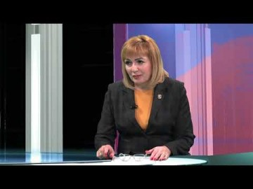 Embedded thumbnail for Людмила Абдулкадырова, начальник управления промышленной политики и развития предпринимательства