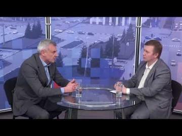 Embedded thumbnail for Гость - мэр Нижнего Тагила Сергей Носов. Итоги выборов