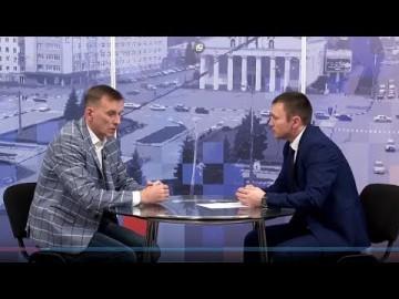 """Embedded thumbnail for Гость - Игорь Вахрушев, директор ДЮСШ """"Старый соболь"""""""