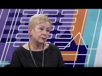 "Embedded thumbnail for Гость - Зоя Копысова, директор кинотеатра ""Красногвардеец"""