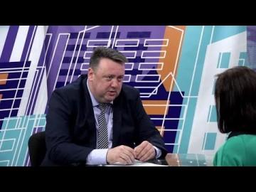 Embedded thumbnail for Гость - Игорь Комаров, зам.начальника управления городским хозяйством администрации города